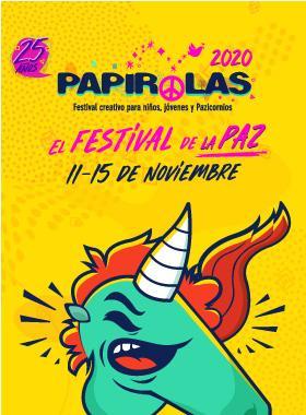 """Papirolas 2020 """"El Festival de la Paz"""""""