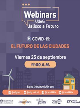 Webinar: El futuro de las ciudades