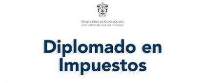 Cartel de Diplomado en Impuestos