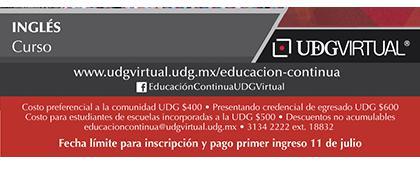 Cartel informativo sobre el Curso: Inglés, fecha de Inicio el 19 de julio