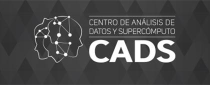 Identidad gráfica para promocionar la Capacitación del mes de septiembre del Centro de Análisis de Datos y Supercómputo, a desarrollarse del 6 al 27 de septiembre. Centro de Análisis de Datos y Supercómputo