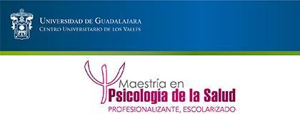 Cartel informativo de la Maestría en Psicología de la Salud. Fecha límite: 15 de marzo de 2019, Invitan: CuValles