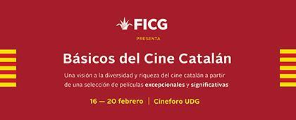 Básicos del Cine Catalán. Una visión a la diversidad y  riqueza del cine catalán a partir de una selección de películas excepcionales y significativas. Del 16 al 20 de febrero, Cineforo UdeG.Consulta la programación de las películas y conferencias.