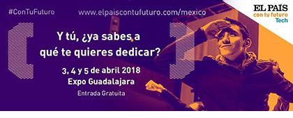Del 3 al 5 de abril, de 11:00 a 14:00 horas. ENTRADA GRATUITA
