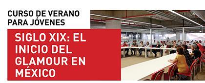 Cartel informativo sobre el Curso de verano para jóvenes,del 9 al 20 de julio en el Salón de Usos Múltiples, piso 2 y 3 de la Biblioteca Pública del Estado de Jalisco