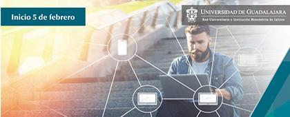 Cartel informativo sobre el Diplomado: Marketing Digital