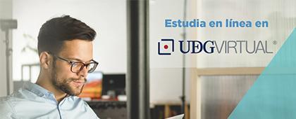 Estudia en línea en UDGVirtual a llevarse a cabo del 1 al 29 de febrero.