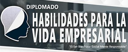 Diplomado: Habilidades para la vida empresarial. Del 16 de febrero al 29 de septiembre Centro Universitario del Sur.