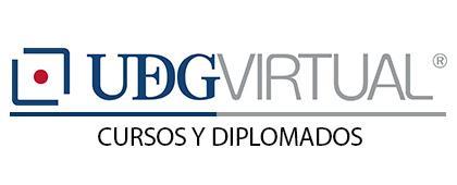 Folleto informativo de la convocatoria de cursos y diplomados en diversas áreas temáticas de UDGVIRTUAL