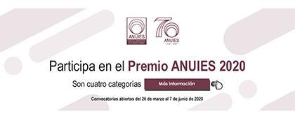 Premio ANUIES 2020