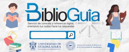 Biblioguía. Servicio de consulta y referencia digital, orientando tus dudas hacia tus respuestas