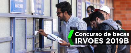 Composición fotográfica para participar en el Concurso de becas IRVOES 2019B. Invitan Coordinación de Estudios Incorporados