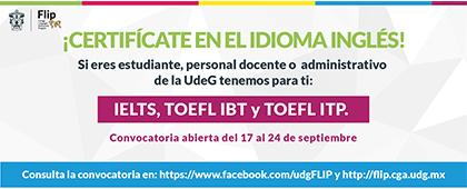 ¡Certifícate en el idioma inglés!