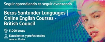 Becas Santander Languages | English Courses - British Council