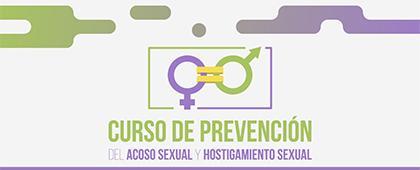Curso de prevención del acoso sexual y hostigamiento sexual