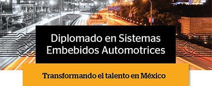 Diplomado en Sistemas Embebidos Automotrices