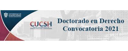 Doctorado en Derecho (orientación a la investigación jurídica)