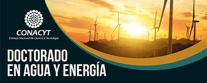Doctorado en Agua y Energía, 2021-A