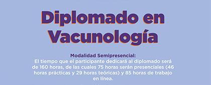 Diplomado en Vacunología