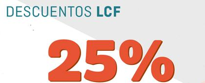 Descuentos del 25% en la Librería Carlos Fuentes