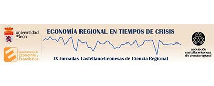 IX Jornadas Castellano-Leonesas de Ciencia Regional
