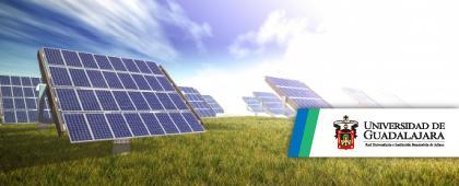 Composición fotográfica de la Maestría en Ingeniería en Energías Renovables. Periodo de registro de solicitudes en la web: Del 4 de junio al 3 de julio. Invitan Centro Universitario de los Lagos