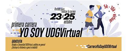 """1ª Carrera """"Yo soy UDGVirtual"""""""