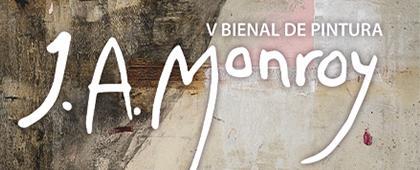 """V Bienal de Pintura """"José Atanasio Monroy"""". Fecha límite de participación: 19 de julio."""