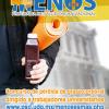 Cartel informativo sobre la 5° Edición del Concurso Menos es Más