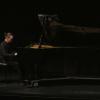 Pianista en el escenario
