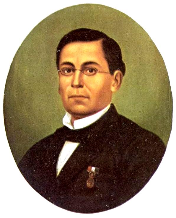 2- Retrato de Ignacio Zaragoza