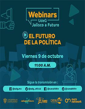 Webinar: El futuro de la política